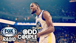 Is Kevin Durant Gangsta Or Is He Just Sensitive?