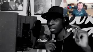 REACTING TO - TBJZL THE FULL FREESTYLE...