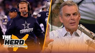 Cowboys are made up of a 'have-not' coaching staff & Dak is putting up empty stats | NFL | THE HERD