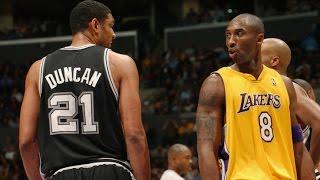 2008 NBA WC Finals Game 2. Los Angeles Lakers vs San Antonio Spurs