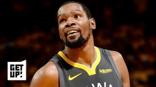 Kevin Durant is outshining all the other stars in the playoffs – Stan Van Gundy | Get Up!