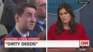 Cooper highlights Trump, Cohen's dirty deeds