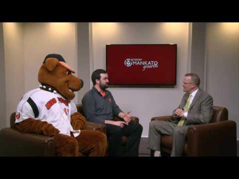 The Business Beat with the Mankato Moondogs