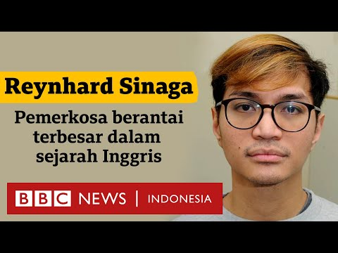 Reynhard Sinaga: Pemerkosa berantai terbesar dalam sejarah Inggris - BBC News Indonesia