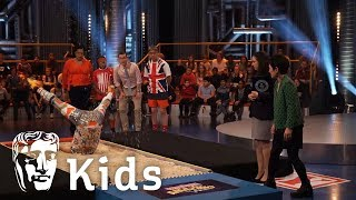 Behind the Scenes at Officially Amazing | BAFTA Kids