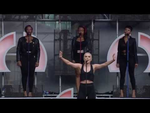 Jessie J - Nobody's Perfect at Chime For Change 2013