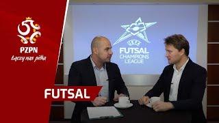 Łączy Nas Futsal. Piotr Szymura.