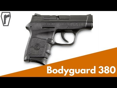 S&W Bodyguard 380 [HD] Cleaning & Features