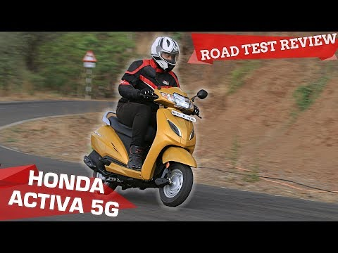 2018 Honda Activa 5G Review