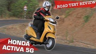 Honda Activa 5G DLX