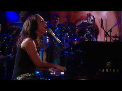 Alicia Keys feat.  Jay-Z - Empire State of Mind Live