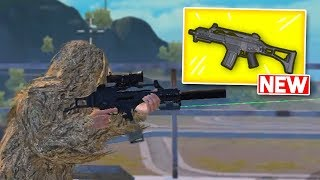 NEW WEAPON OP? | G36C GAMEPLAY | PUBG Mobile