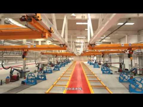 BlueScope China's Xi'an Facility - an Introduction 西安工厂宣传片