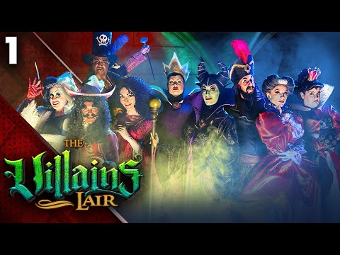THE VILLAINS LAIR (Ep.1) What Goes Around Comes Around (A Disney Villains Musical)