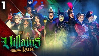 THE VILLAINS LAIR - What Goes Around Comes Around (A Disney Villains Musical)