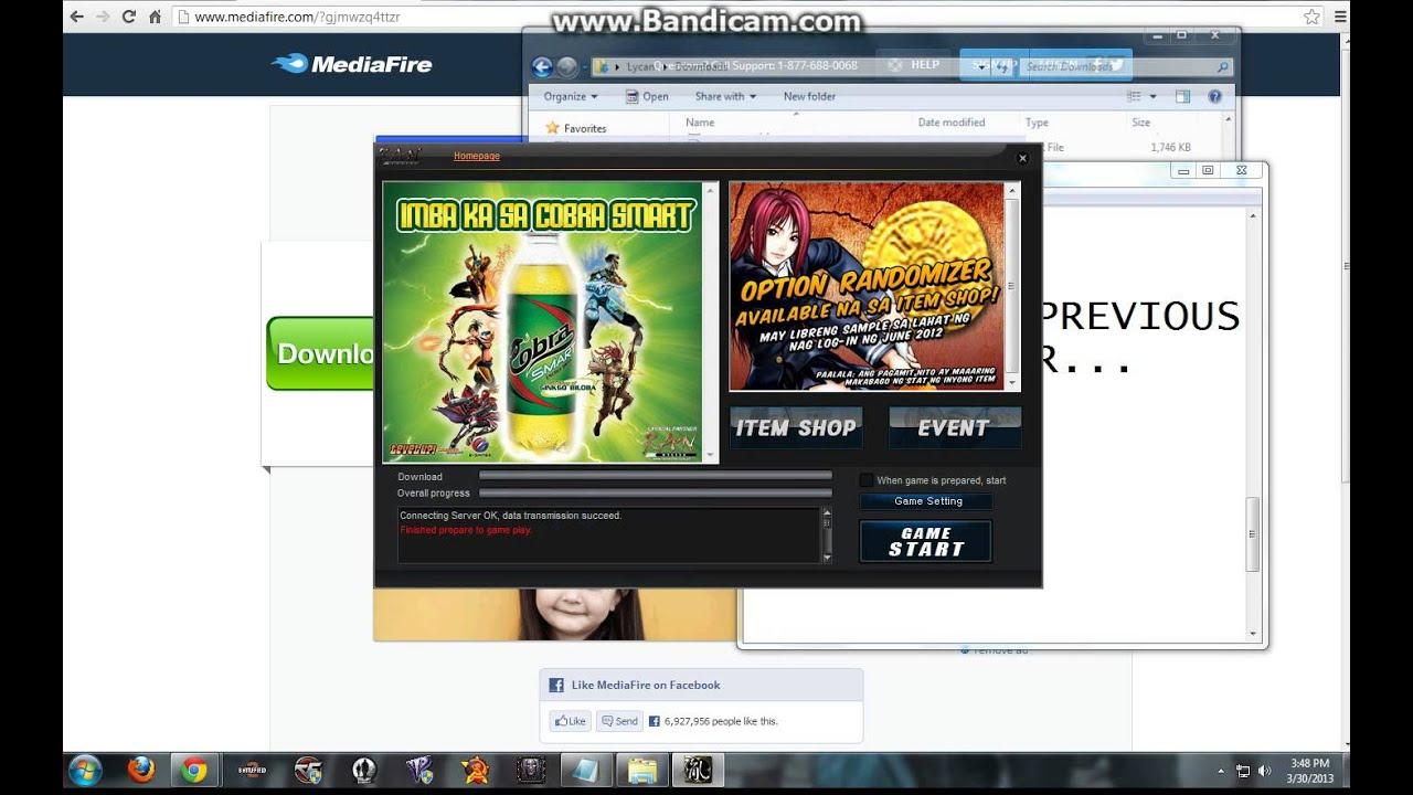 Ran Online Launcher