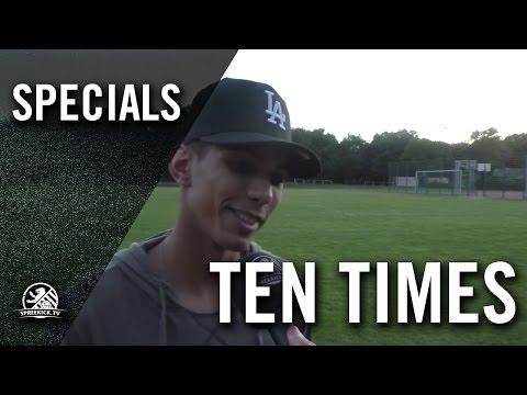 Ten Times mit Carl Hopprich (FC Hertha 03 Zehlendorf) | SPREEKICK.TV