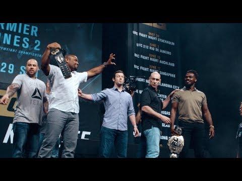 Wydłużona zapowiedź UFC 214: Cormier vs Jones 2