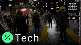Un videojuego muestra el interior de las protestas en Hong Kong