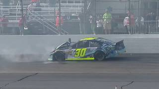 Top 5 Kevin Swindell Crashes (NASCAR)