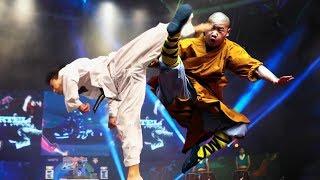 Taekwondo vs Shaolin Kung Fu - Motivational Video