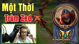 Mid Zed vs Camille - Lâu Nắm Rồi Mới Được Chơi Zed | Vẫn Ghê Như Ngày Nào - Trâu best Udyr
