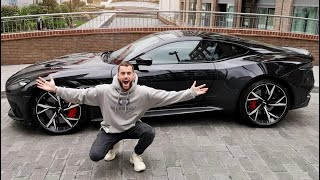 I'M BUYING AN ASTON MARTIN DBS SUPERLEGGERA *HERE'S WHY*
