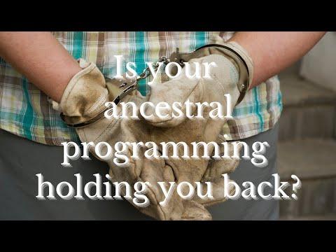 Ancestral Programming