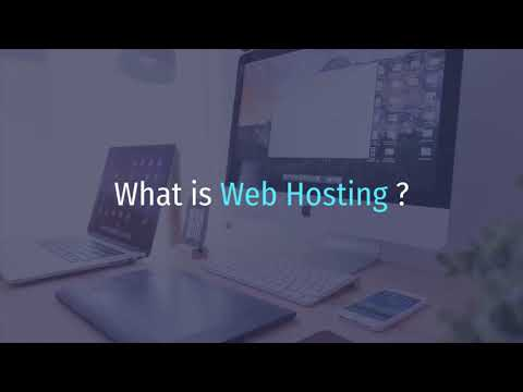 What is Web Hosting and Why Do you need one for your website Kenotronix