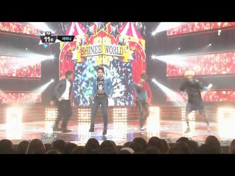 [무대교차편집] Why so serious? (Stage Mix) - SHINee