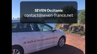 BioGNV : SEVEN Occitanie à l'honneur sur France2