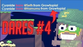 WHAT HAVE I DONE?! | Growtopia Dares #4