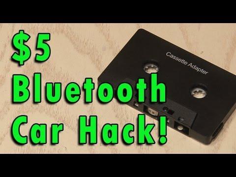 $5 Bluetooth Car Hack!
