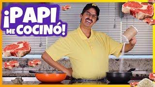 Daniel El Travieso - Papi Decidió Cocinar Hoy!
