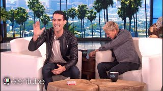 The Unseen Video that got me On The Ellen Show! | Daniel Fernandez