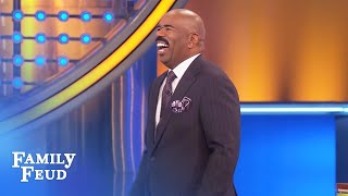 God created WHAT to annoy us?   Family Feud