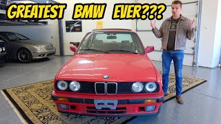 I Bought A Very Broken E30 BMW 325IX, Yet It Still Shows How New BMW's Are Losing Their Soul