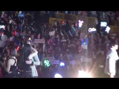 [Fancam]141018 SMT in Shanghai - Hope - Super Junior focus