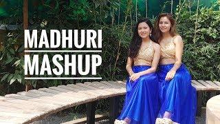 Best of Madhuri Dixit   Madhuri Mashup Ft. Sagrika GC