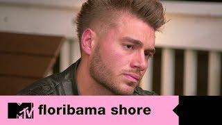 Gus fala para Nilsa que não quer se envolver sentimentalmente com ela | Floribama Shore Ep. 17