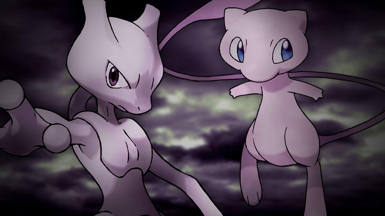 Mewtwo vs Mew - Epic Rap Battles of Pokemon 1 - YouTube