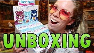Unboxing Pearl Care Bears! - MYSTERY UNBOXING!