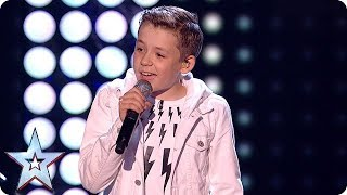 Our pocket-sized superstar Calum Courtney is SHINING tonight! | The Final | BGT 2018