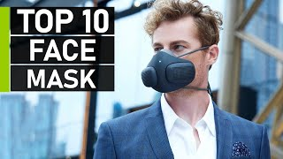 Top 10 Smart Face Masks for Virus Protection