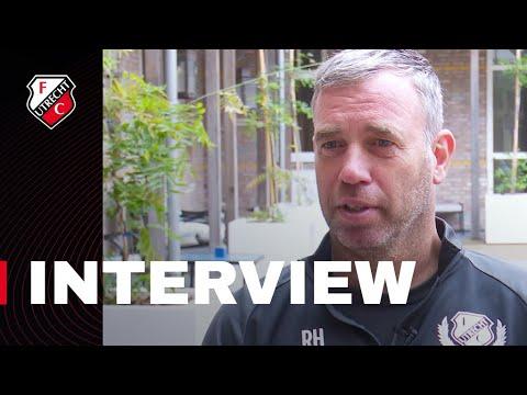 HAKE | 'Willen dynamisch en energiek FC Utrecht laten zien'