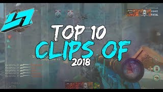L7 Fatal - MY TOP 10 FAVORITE CLIPS OF 2018 #RedFatal @xoFatality