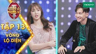 Giọng ải giọng ai 3|Tập 13 vòng lộ diện: ST, Jang Mi ra sức tranh giành chàng soái ca bán sầu riêng