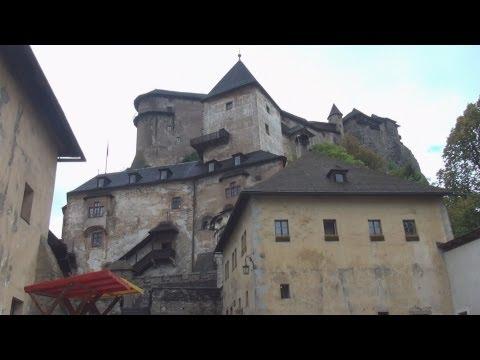 [3DHD] Walking Tour: Orava Castle, Slovakia / Pěší výlet: Oravský hrad, Slovensko