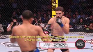 UFC Fight Night: Entrevista Previa a Darrell Montague