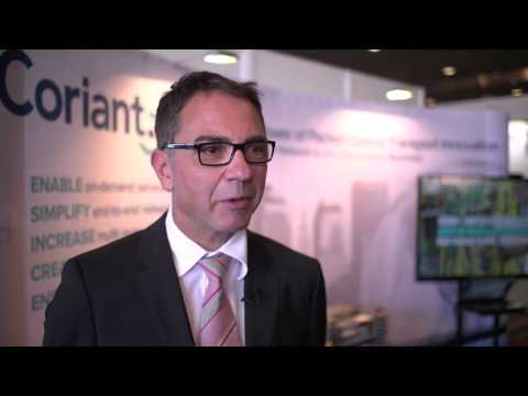 CTO of Coriant at Next Generation Optical Networking 2015 in Nice HD 1